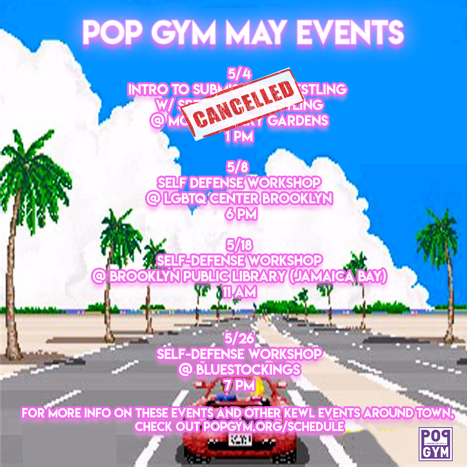 Pop Gym May