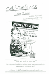 Self Defense, The Zine